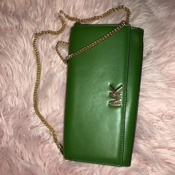 Michael Kors Handbags - Green MK bag